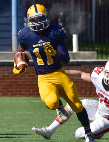 Emory & Henry Football Keeps Rolling Over Catholic, 38-27, Saturday At Home