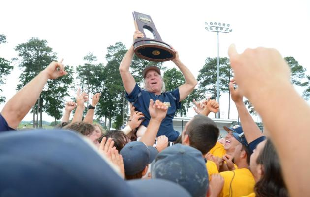 The Coker Cobras are the NCAA Southeast Region Champions!