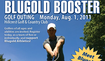 35th Annual Blugold Golf Outing Set for August 1