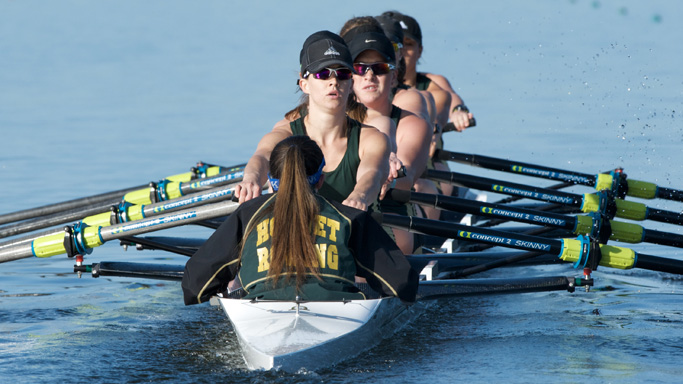 FIVE TOP-10 TEAMS IN TOWN FOR THE LAKE NATOMA ROWING INVITATIONAL