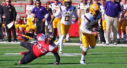 Stone named OVC Offensive Player of the Week by College Sports Madness