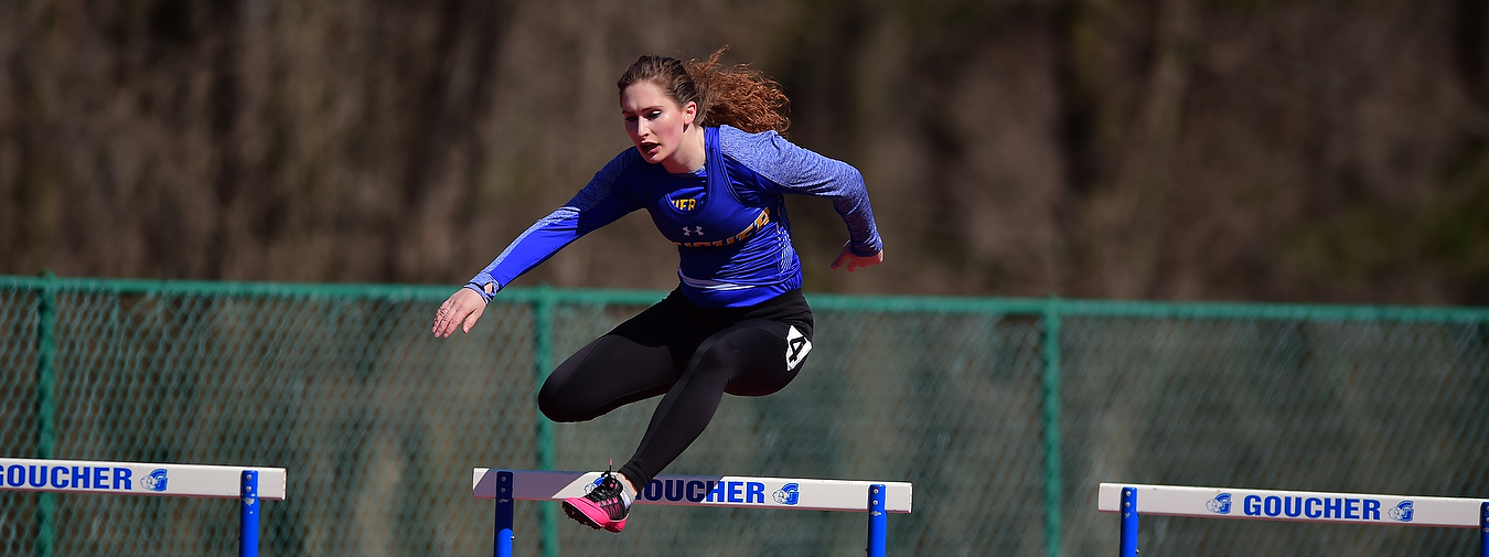 Goucher Track And Field Embarks On The Midweek York College Twilight On Wednesday