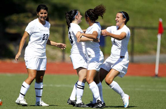 NCAA bound! Women's soccer to host Castleton State to open tournament, games will be broadcast on-line