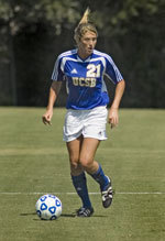 UCSB Leading Scorer Genelle Ives Selected Big West co-Freshman of the Year, Second Team All-Big West