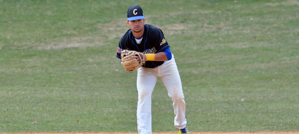 Baseball Splits with Wilmington (Del.) in CACC Doubleheader