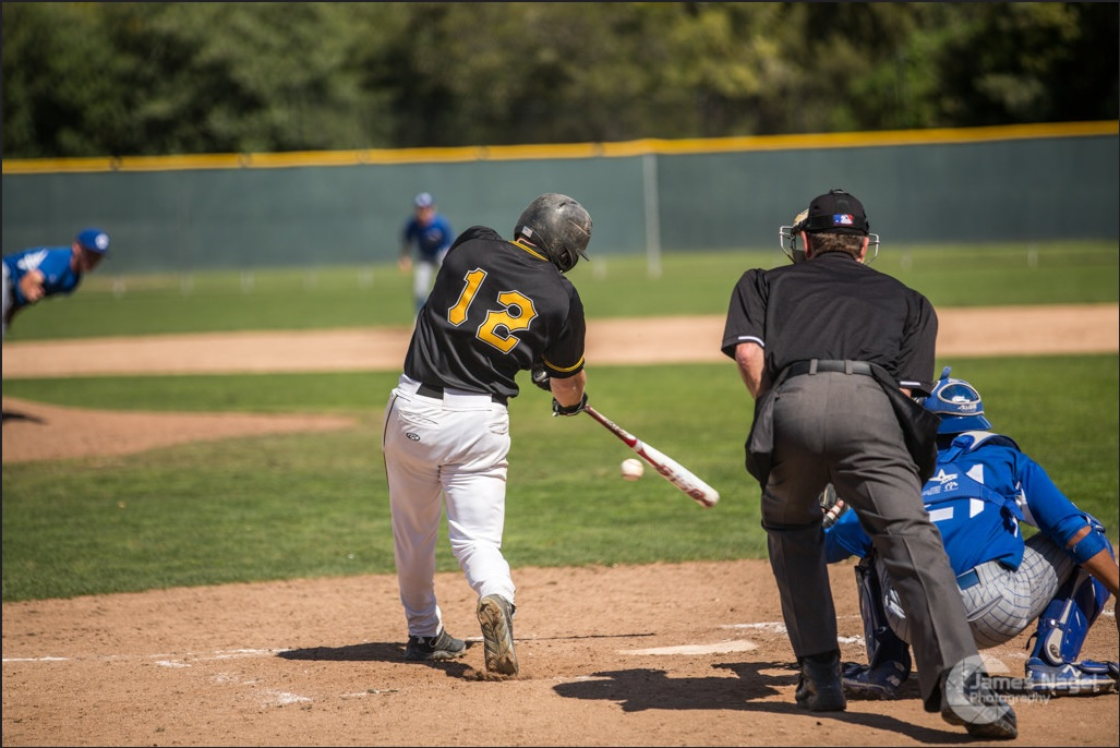 Marin Completes Sweep of Mendocino with 9-4 Win