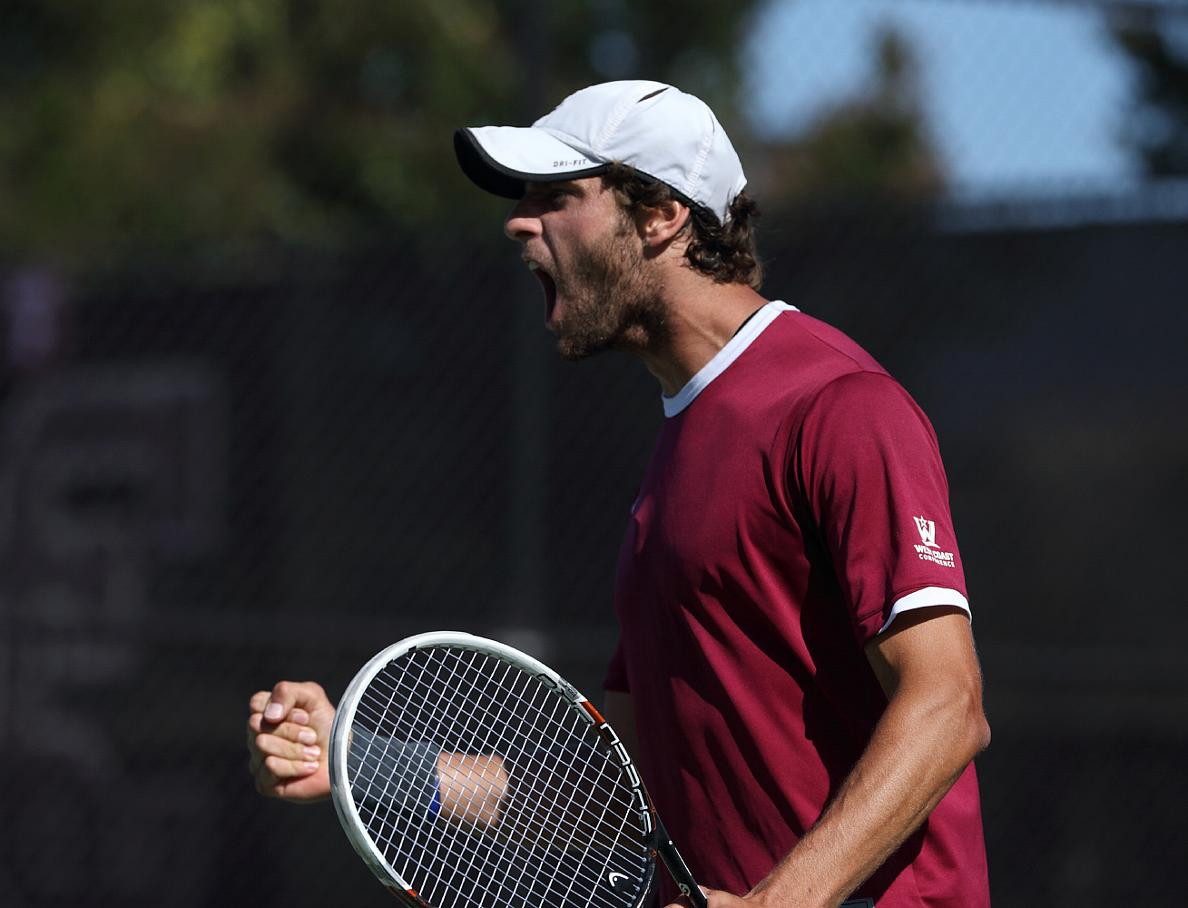 John Lamble Named Senior Player of the Year for Northwest Region by ITA