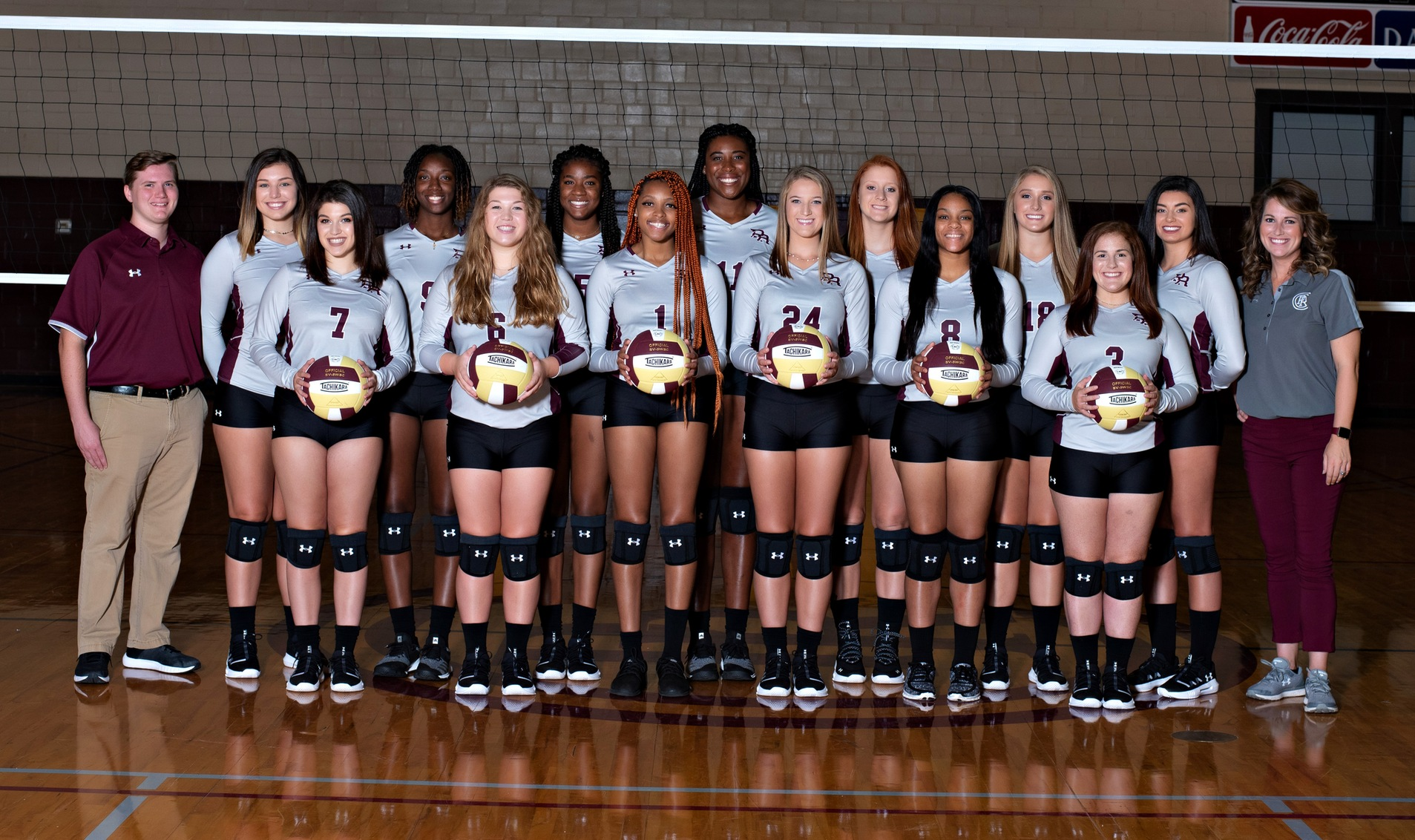 Pearl River volleyball ends season on a high note