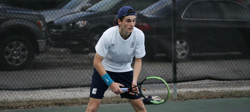 Men's Tennis Drops Hard-Fought 5-4 Decision to No. 38 Newberry