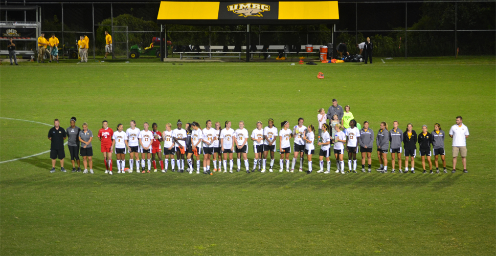 Women's Soccer Takes on Stony Brook in Rematch of 2013 Title Game