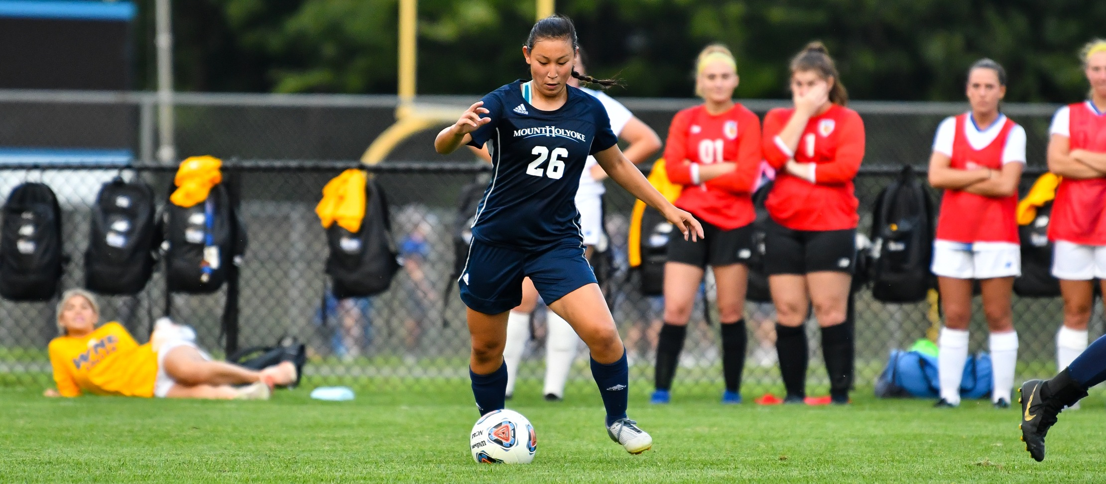 Soccer Cruises Past SUNY Cobleskill, 7-0