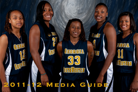 GSW releases 2011-12 Women's Basketball Media Guide