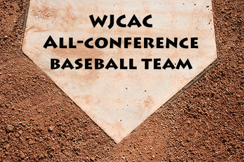 WJCAC All-Conference Baseball Team