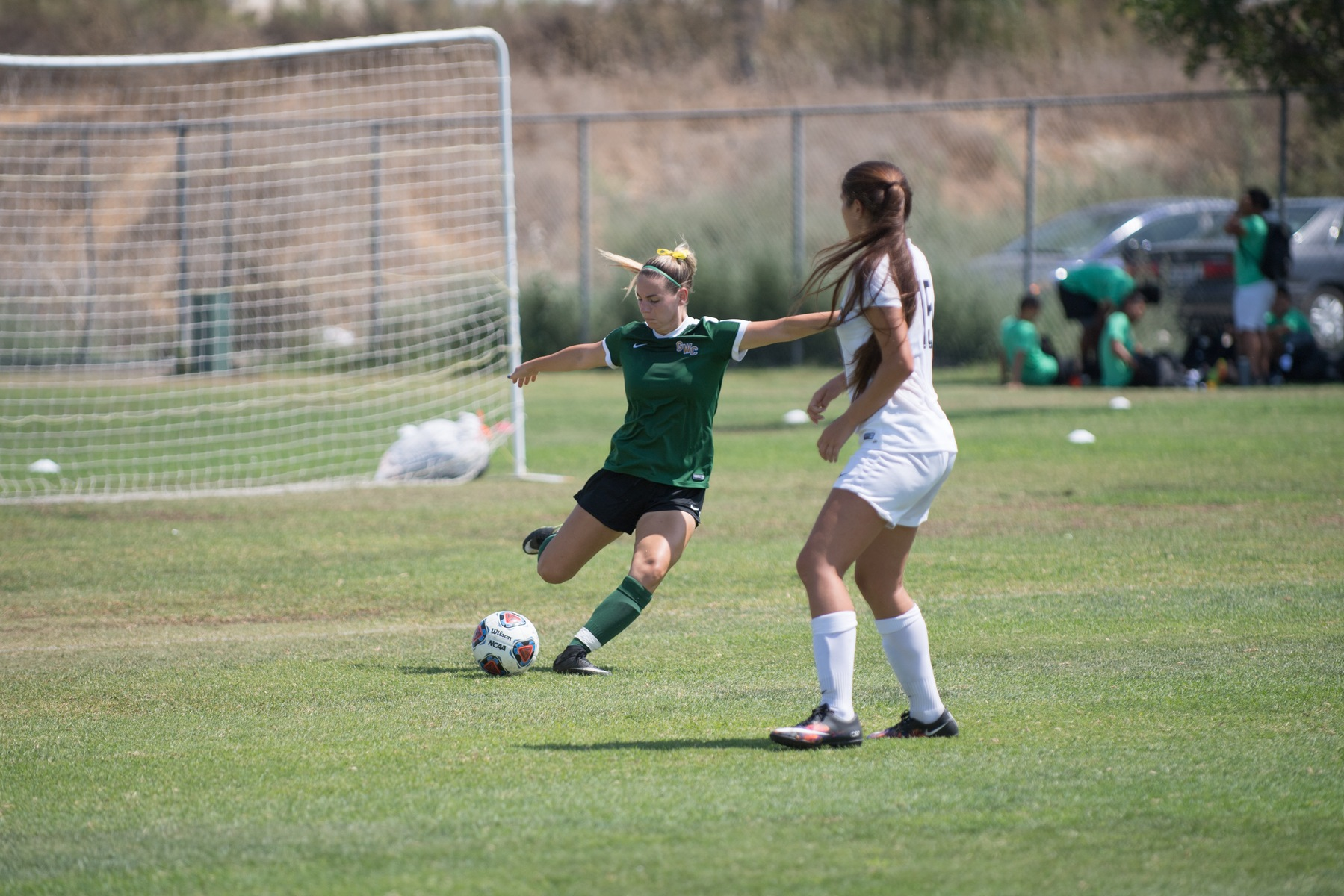 W Soccer: Offense Gets Back on Track in Victory