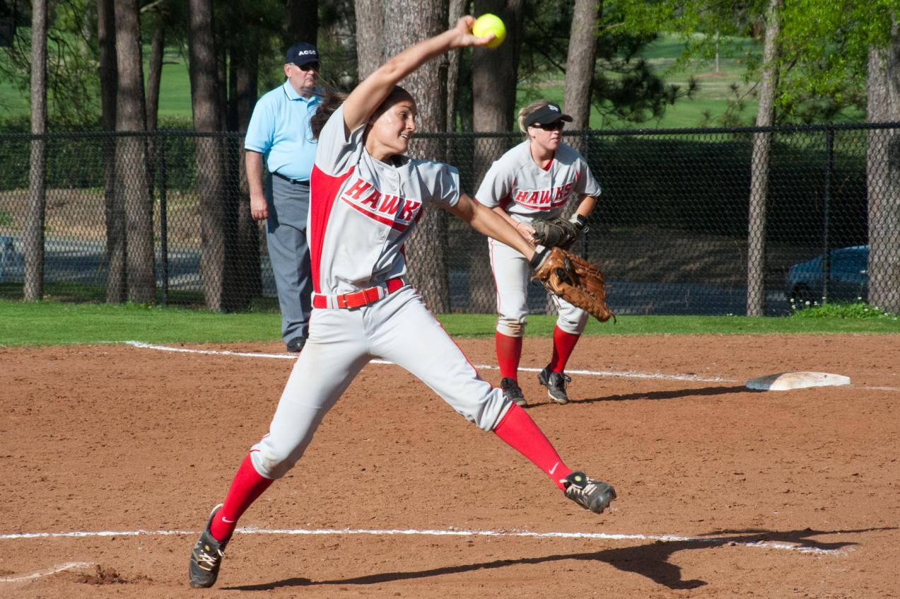 Huntingdon softball improves to 9-0 in GSAC