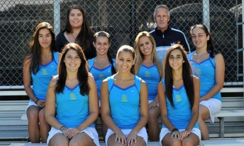 Women's Tennis Fall In Playoffs, 6-3