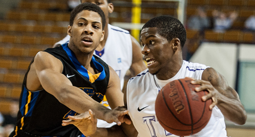 Tech ends season on high note, tops Morehead State on Senior Night
