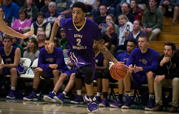 Men's Basketball Suffers 68-65 Setback to Visiting Pace