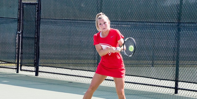 Women's Tennis Cruises to 5-0 Victory Over Ashland