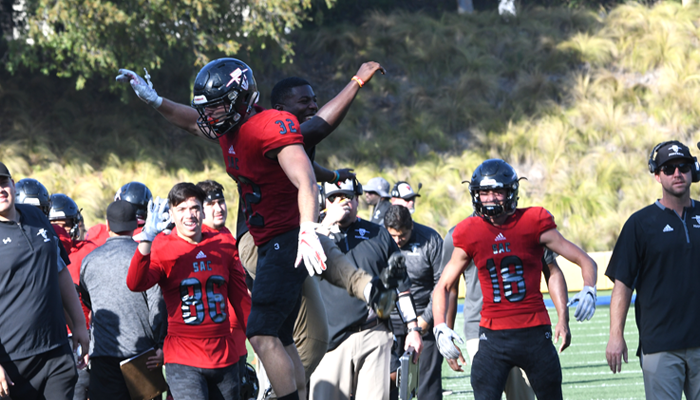 Santa Ana Football Finishes with 55-21 Win over LA Valley College