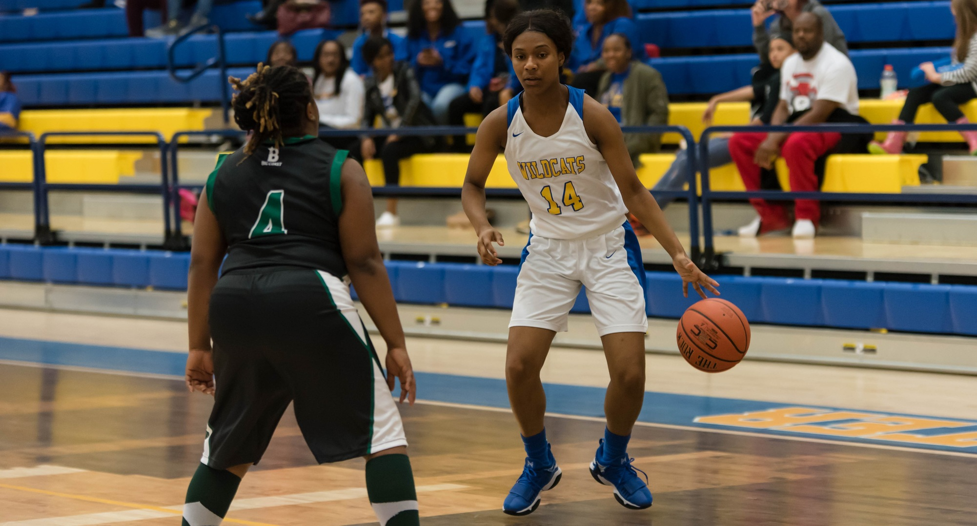 Dominant Second Half Carries Women's Basketball To Victory