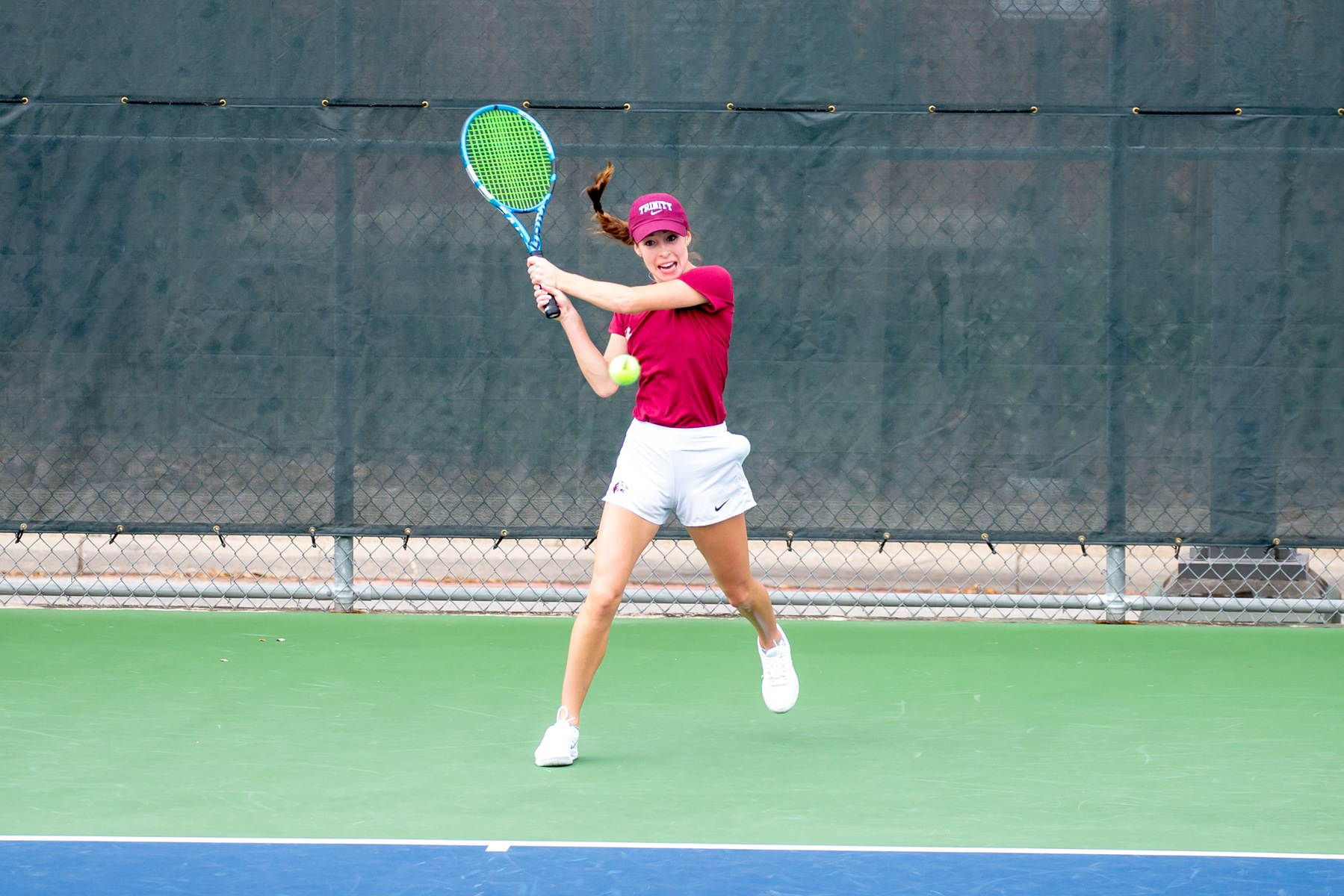#19 Women's Tennis Beats Schreiner to Reach SCAC Final