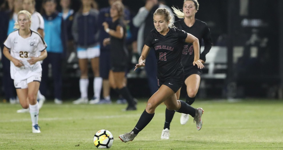 No. 7 Women's Soccer Returns Home Sunday to Take on Saint Mary's