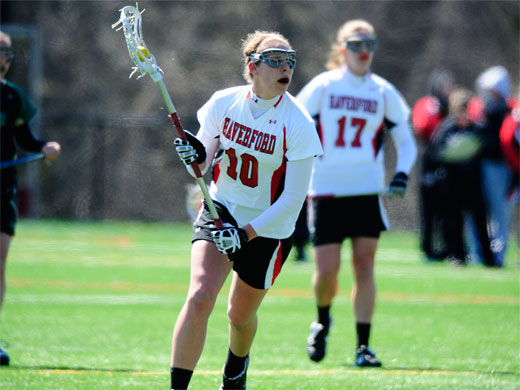 Centennial conducts Opening Draw multimedia event for  women's lacrosse