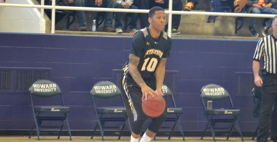 Lyles Records Double Double in First Game as a Retriever; UMBC Falls 103-93 to Howard