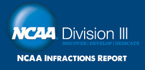 NCAA Infractions Report