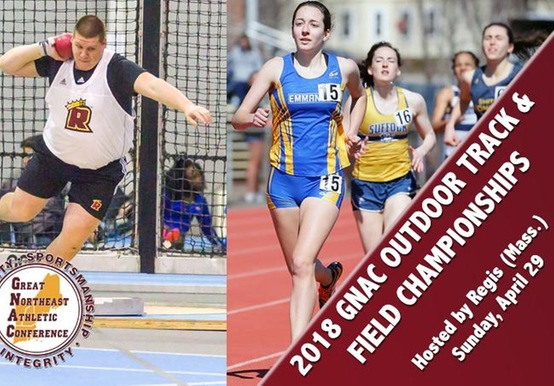 WOMEN'S TRACK & FIELD TABBED 1ST; MEN 2ND IN GNAC CHAMPIONSHIP POLL