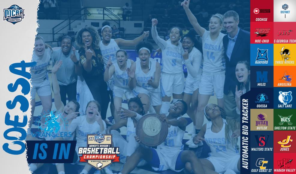 Wrangler Women claim Region 5 Championship with 69-65 victory over NMJC