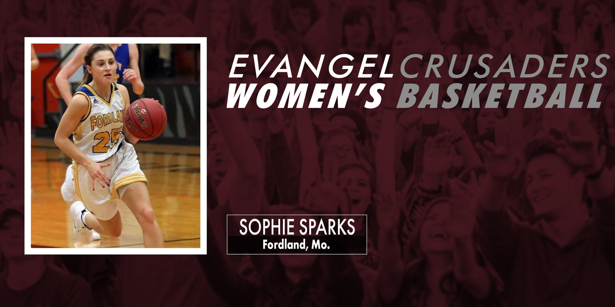 Former Fordland Lady Eagle Sophie Sparks to Join Evangel Women's Hoops