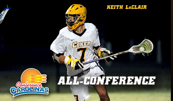 LaClair Receives First-Ever Lacrosse Honor