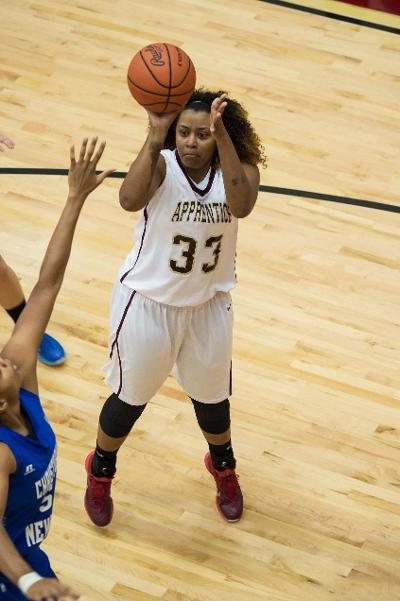 Lady Builders fall to Concordia-Alabama 90-53 in Tournament Opener