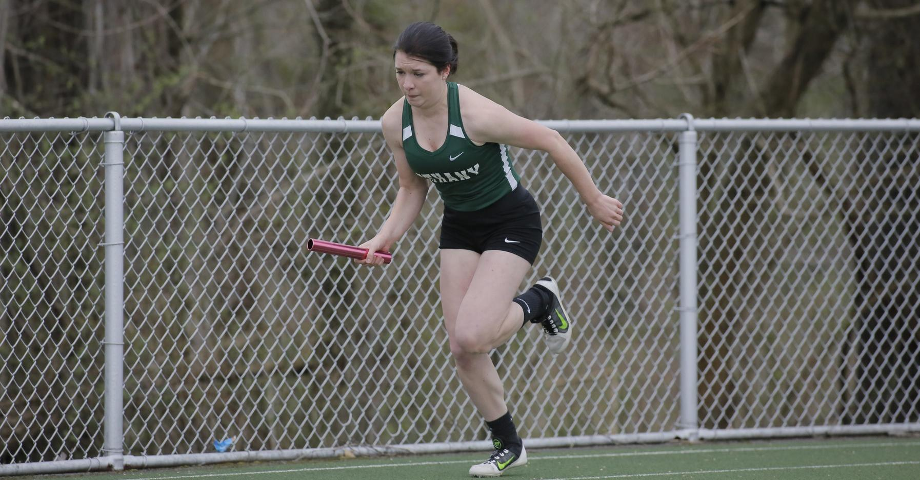 Track & Field teams compete well at Bethany Invitational