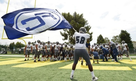 Fullerton slips by Riverside City in matchup of CCCAA heavyweights; See all football scores here