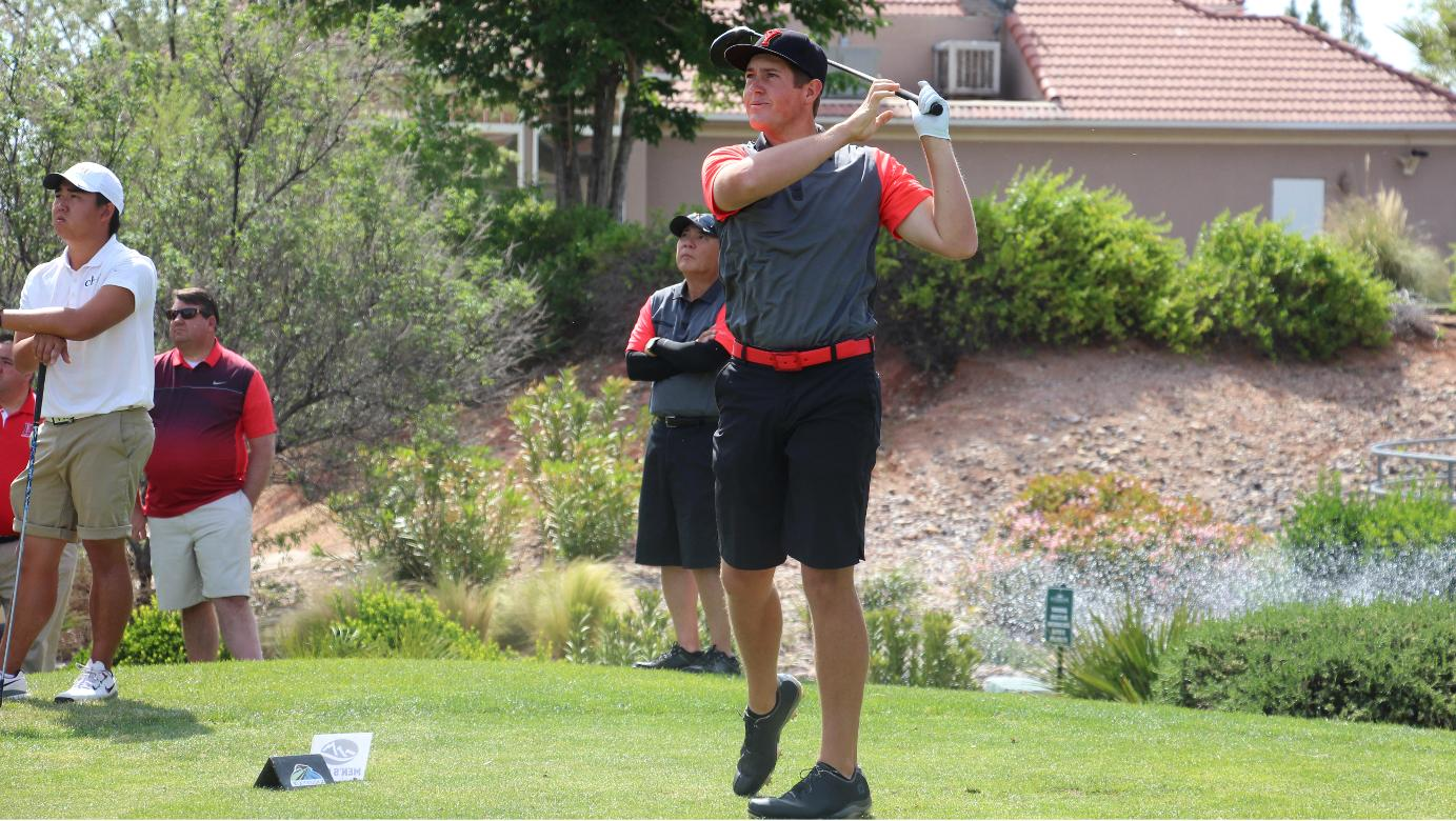 Loveland leads Seasiders on day one