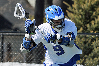 Men's Lacrosse Triumphs Over Johnson State, 16-7