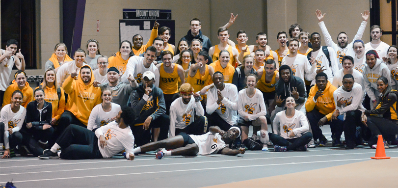 Men's and Women's Track and Field Teams to Host Alumi/Intra-Squad Meet