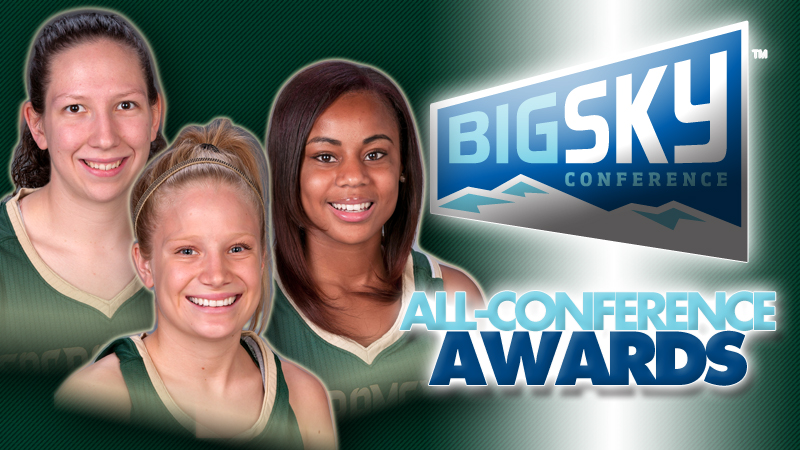 KUHNS NAMED FIRST TEAM ALL-BIG SKY, HILLIARD AND MORENO EARN HONORABLE MENTION