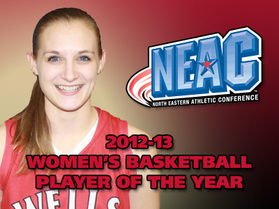 Roser Selected As NEAC Player of the Year