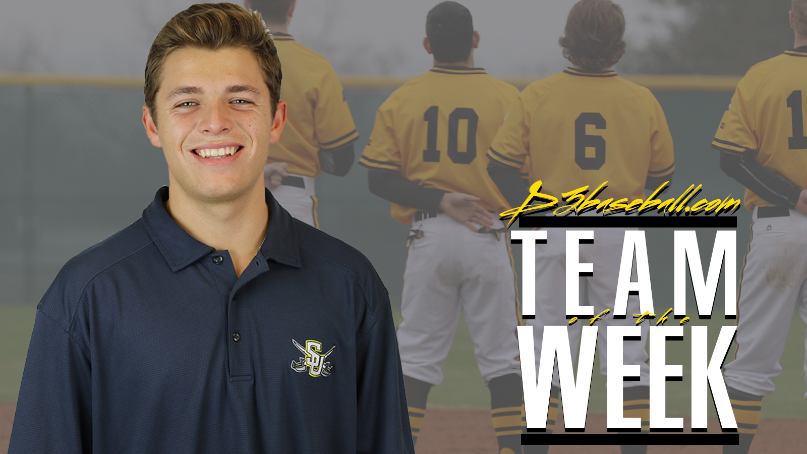 Sparks Named to D3baseball.com Team of the Week