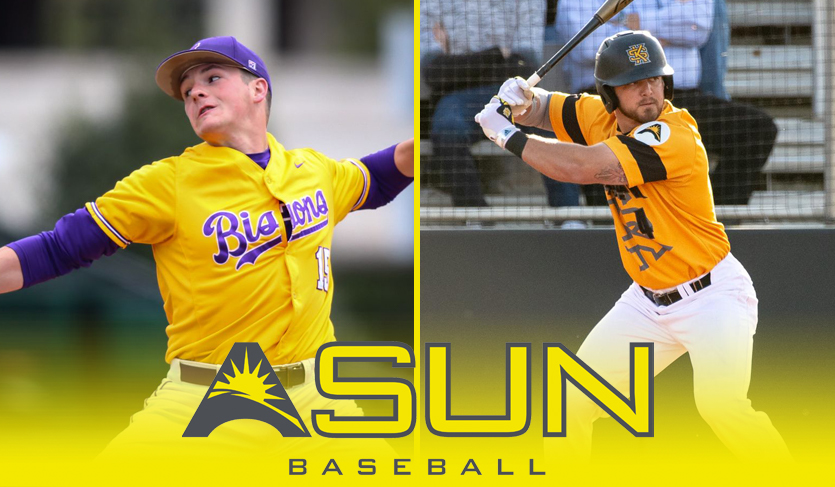 KSU's Russell & Lipscomb's Thompson Capture Final @ASUNBSB Weekly Honors