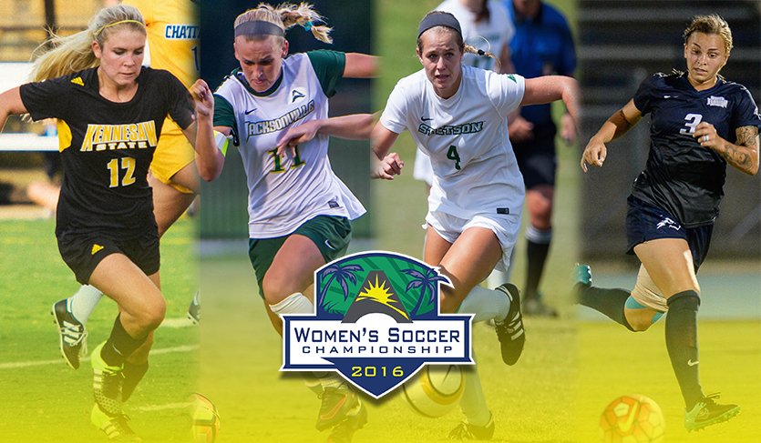 23rd Edition of the #ASUNWSOC Championship Set for Saturday