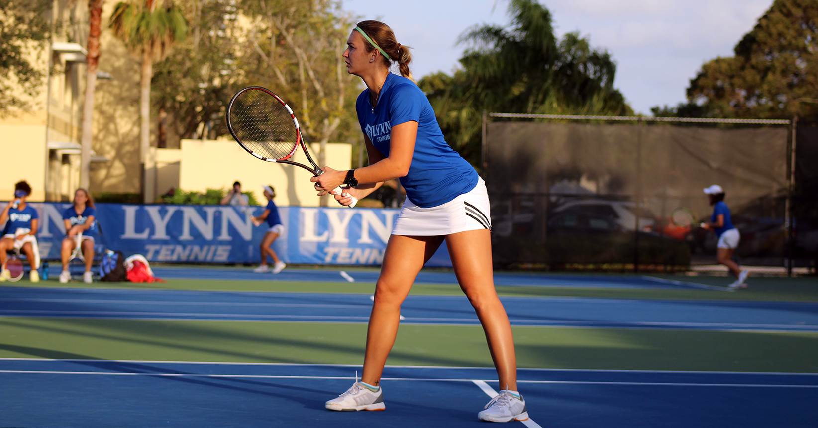 Women's Tennis Blazes Past Valdosta St.