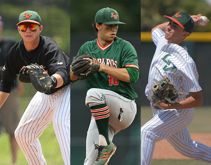 Baseball lands three on ABCA All-West Region Teams
