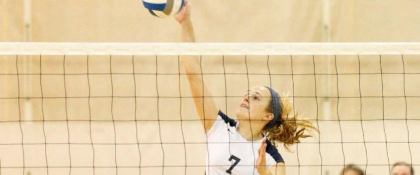 Hood, Einhorn add All-Tournament honors as volleyball takes second at WCSU