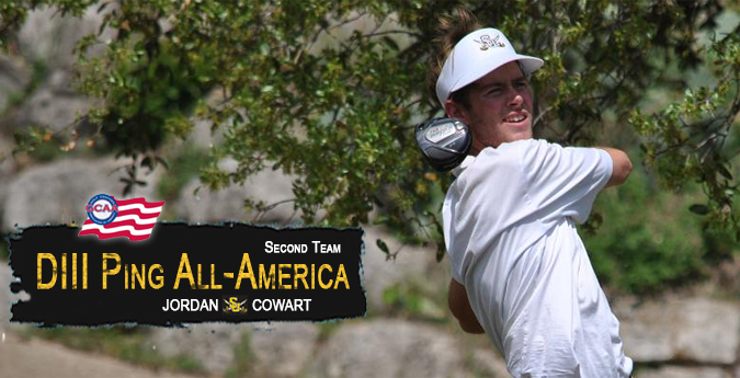 Cowart named Second Team All-America