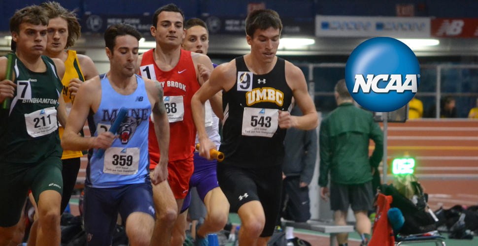 Smith Places 16th in 800m Run at NCAA Indoor Track and Field Championships